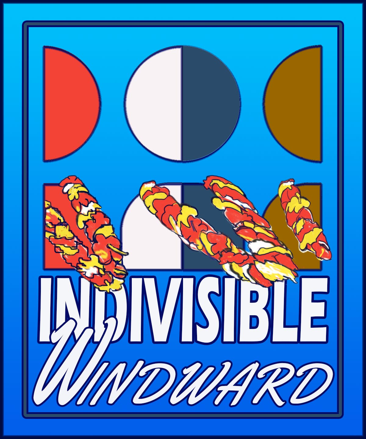 Indivisible Windward logo